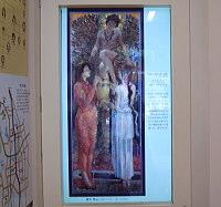 「わだつみのいろこの宮」 油彩カンバス 石橋財団「石橋美術館」蔵(重要文化財)