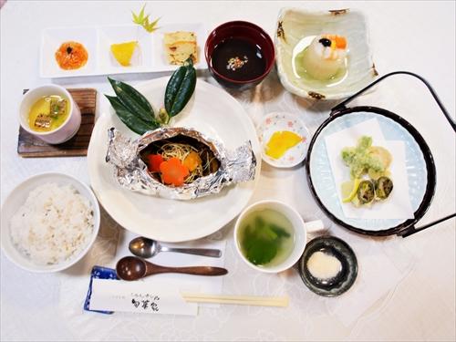 レストラン『旬菜家』冬の新メニューのお知らせ