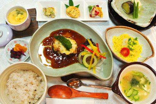 レストラン『旬菜家』夏の新メニューのお知らせ